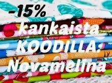 PERHONEN KORVANLEHDELLÄ TARJOAA LUKIJOILLENI: