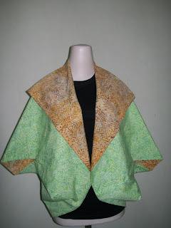 Jual Bolero Batik Modis