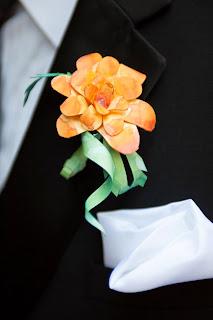 unique handmade neverland paper flowers
