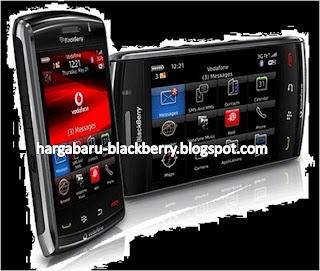 BlackBerry Storm 2 9520 ODIN BLACK
