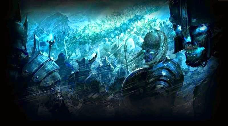 Undead Scourge Vs Legions Profile