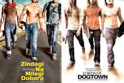 Hrithik Roshan, Farhaan Akhtar, Abhay Deol, Bollywood, Zindagi Naa Milegi Dobara, Hollywood, Lords of Dogtown, Bollywood, Latest Bollywood Gossips, Film fare, Bollywood Movies, Bollywood Events