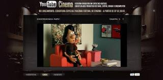 youtube, festival de cinema brasileiro, assista filmes online e gratis