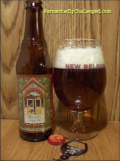 New Belgium Mighty Arrow
