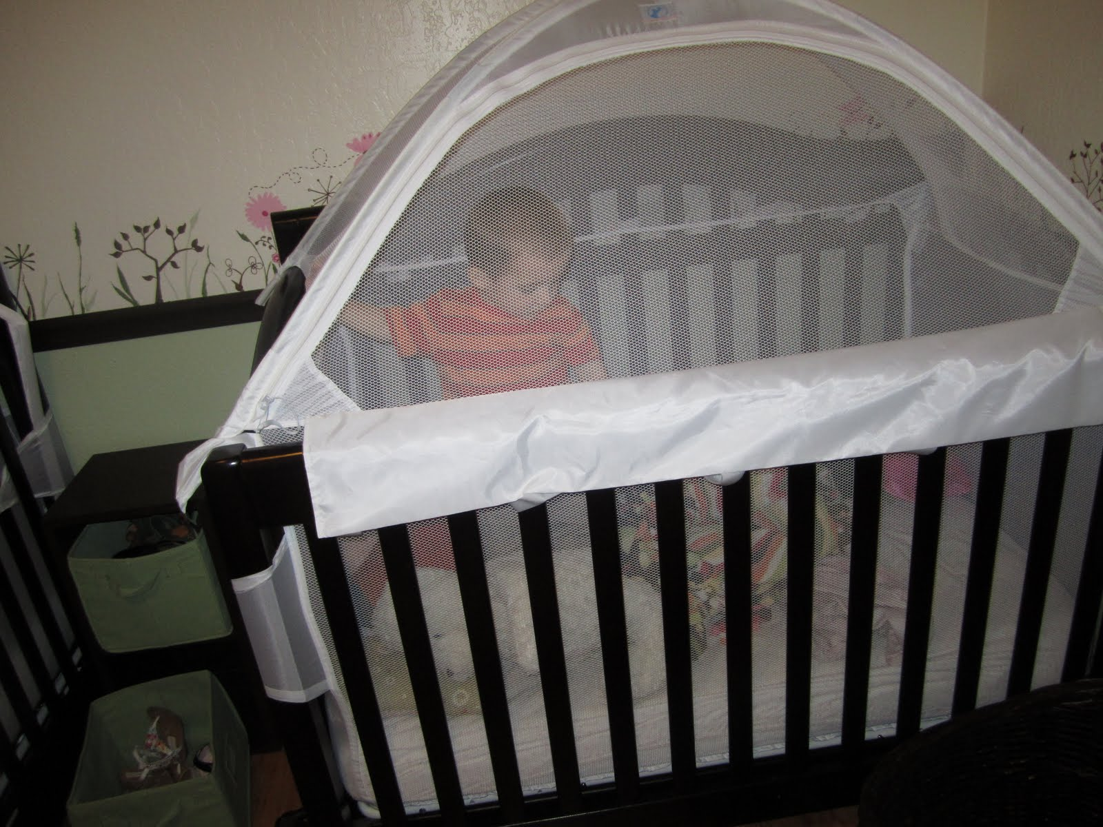 Crib Tents...Peace at Last & Grandma Honey: Crib Tents...Peace at Last