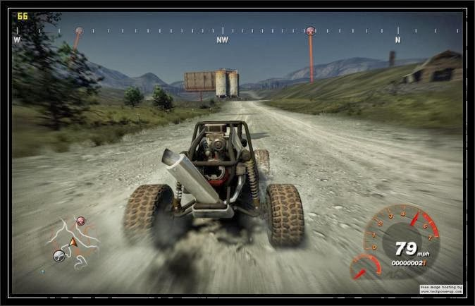 Fuel Pc Game Screen Shot Pc 3