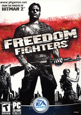 Freedom Fighters 2003 PC Game Highly Compressed Free Download