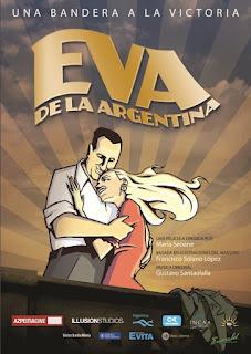 Ver Película Eva de la Argentina Online Gratis (2012)
