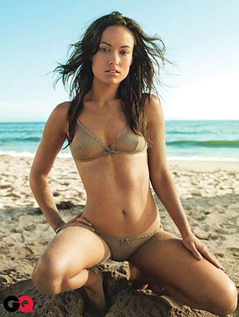 Olivia Wilde  Sexy with bikini