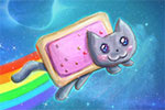 Cute Nyan Cat free online game