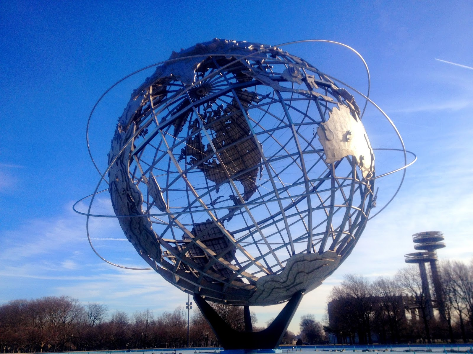 Corona Park Flushing Meadows