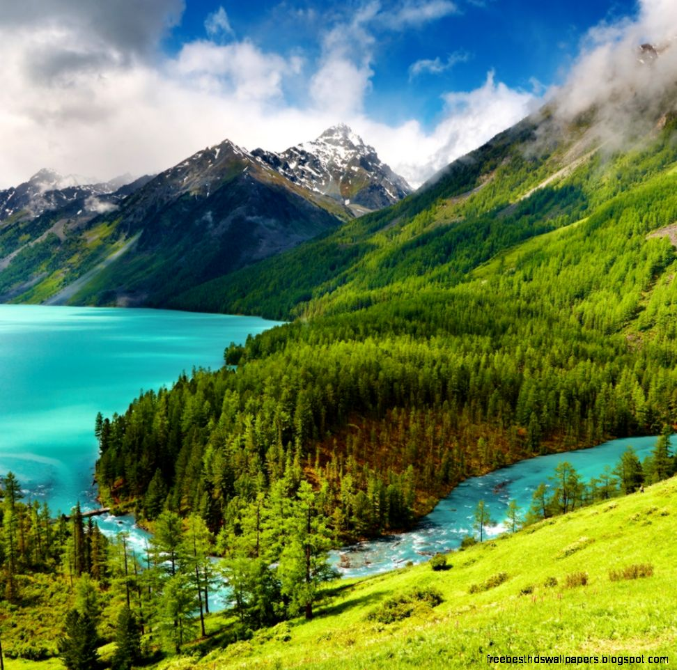 Free Nature Wallpaper: Great Pictures Of Nature
