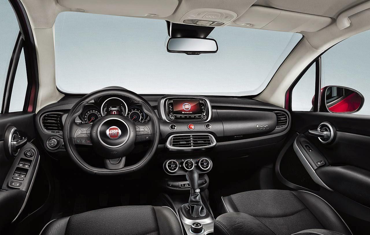 """Novo Fiat 500X: Estreia mundial do """"mini-coss"""""""