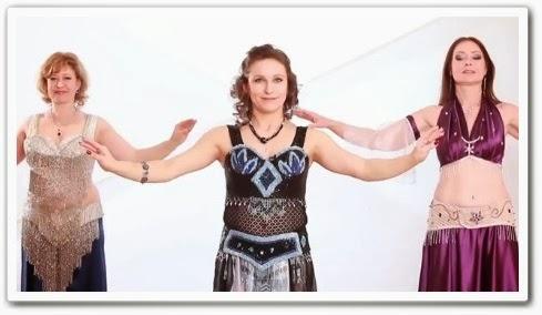 онлайн видео Арабские танцы