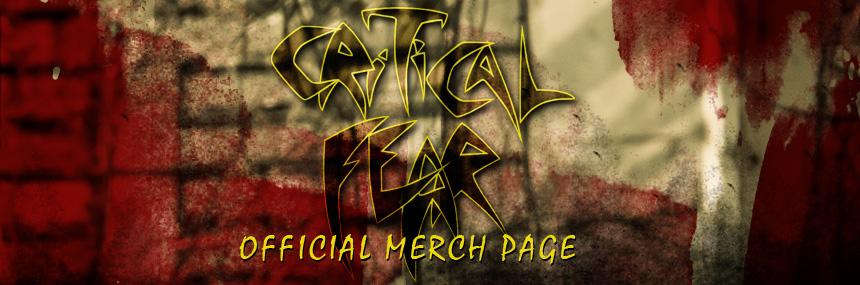 Critical Fear Merchant