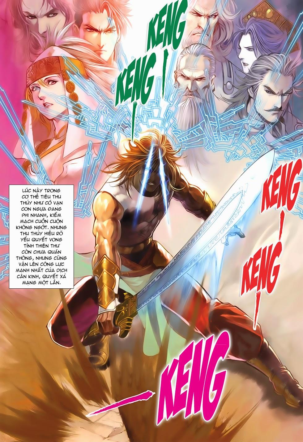 Thần Châu Kỳ Hiệp chap 32 – End Trang 21 - Mangak.info