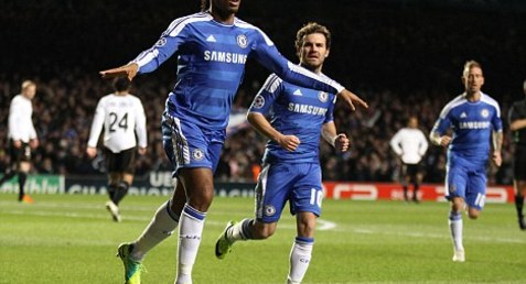 Hasil Pertandingan Chelsea vs Spurs