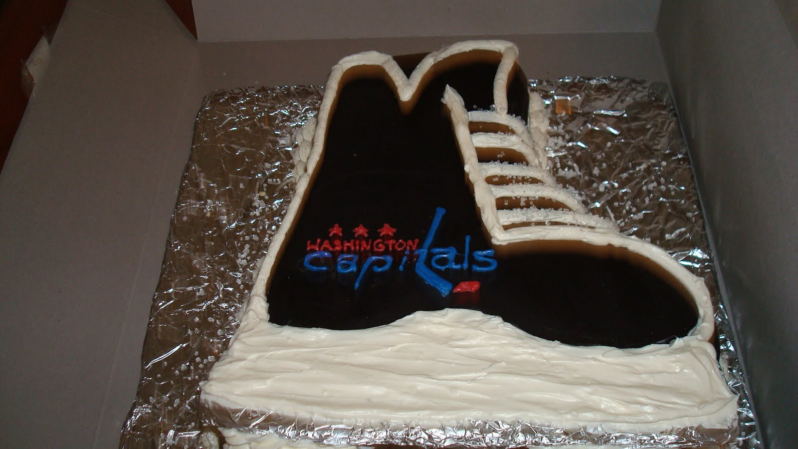 Wedding Cakes and Fabulously Delicious Creations Hockey Skate