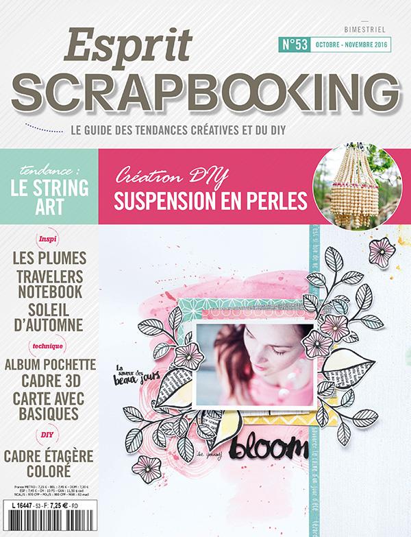 Esprit Scrapbooking 53