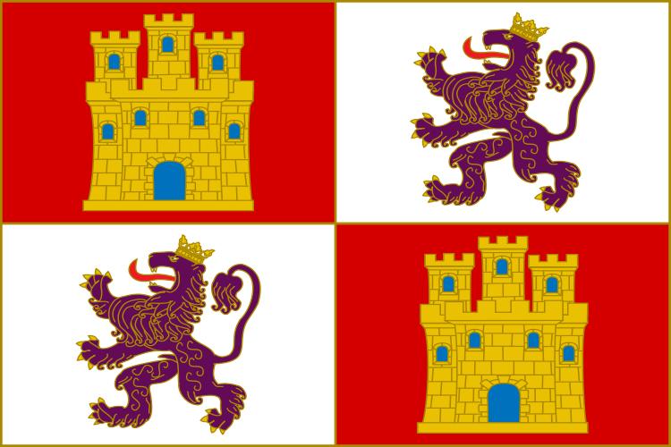 AAR Imperio Español - Fin del EU3 - D&T 10.5 Bandera-Corona-Castilla