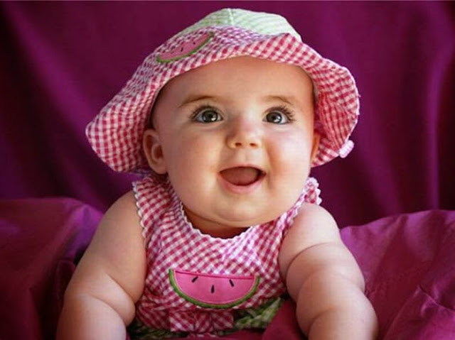 Cute Beautiful Babies Wallpaper