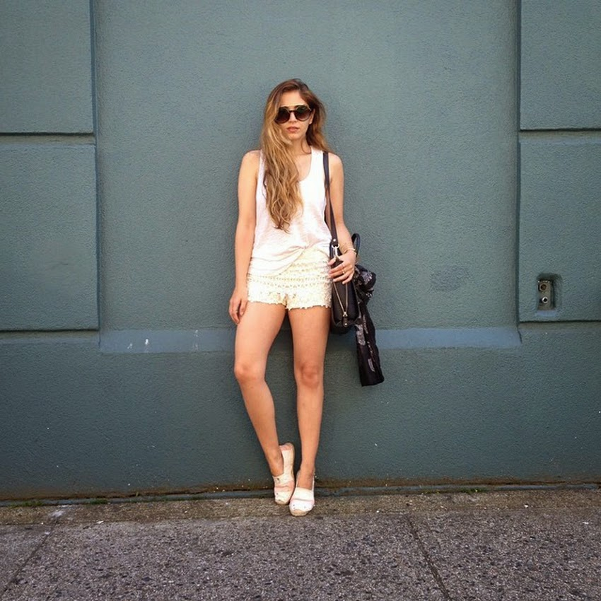 Fashion Blogger on Instagram @paricoleini