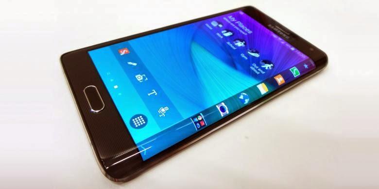 Galaxy S6 Bakal Ada Versi Melengkung?