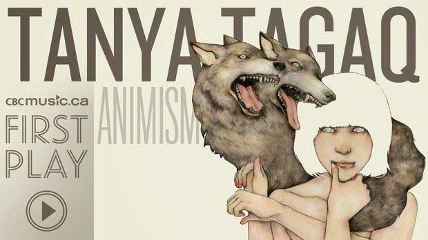 tanya+tagaq+shaman+animism+CD+first-play