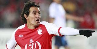 Santa Fe venció 2-0 al César Vallejo en Bogotá