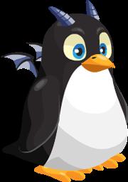 imagen del dragon pinguino adulto