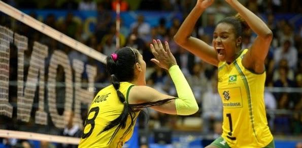 Brasil vence a Rússia e encara EUA