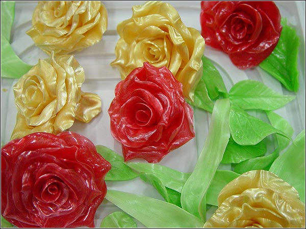 Цветы своими руками из сахара