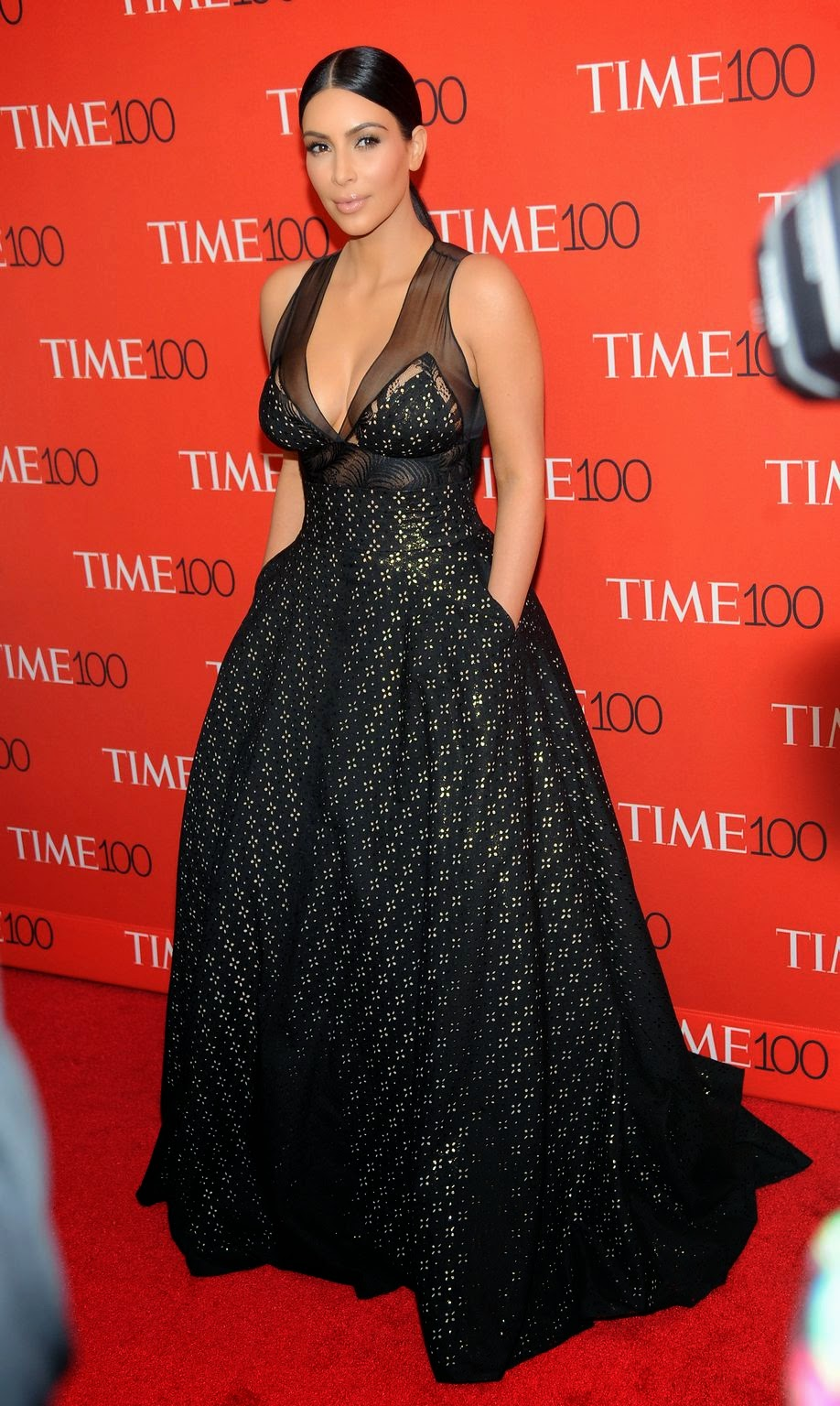 Kim Kardashian – TIME 100 Most Influential People In The World Gala in NYC