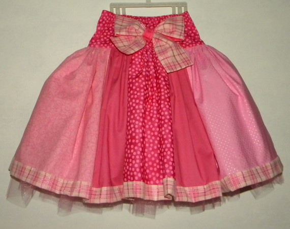 COSTUR@NDO: Modelos de Faldas de niñas