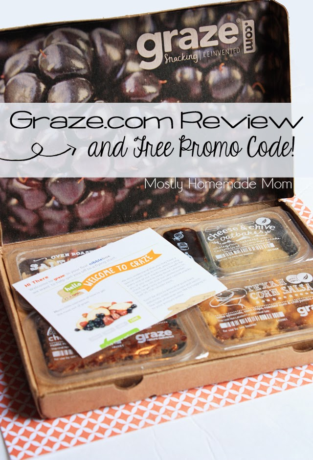 Does Graze offer promotional codes?