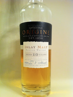 Origine 10 Year Single Malt Scotch Whisky