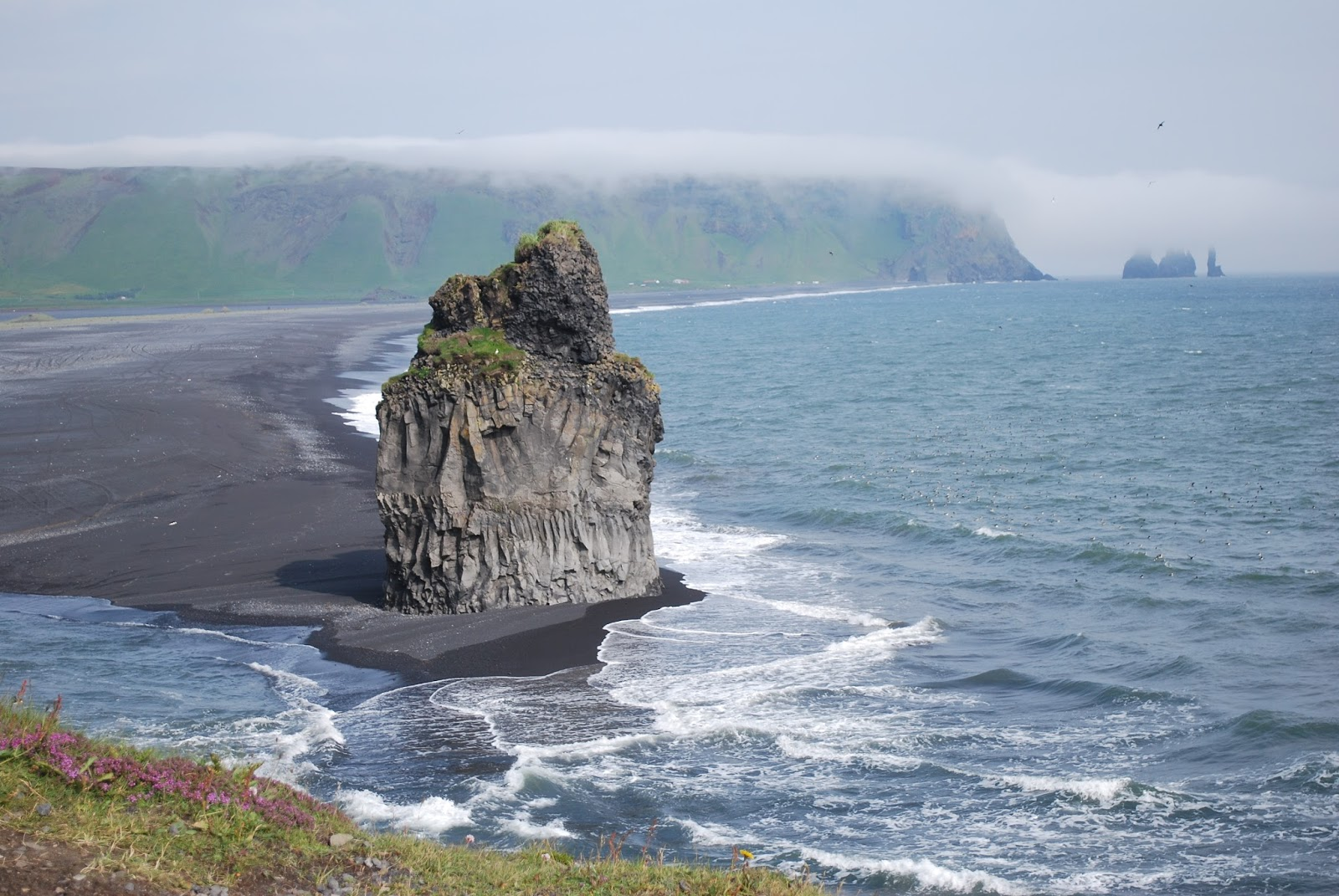 contemplating change iceland beaches of black sand. Black Bedroom Furniture Sets. Home Design Ideas
