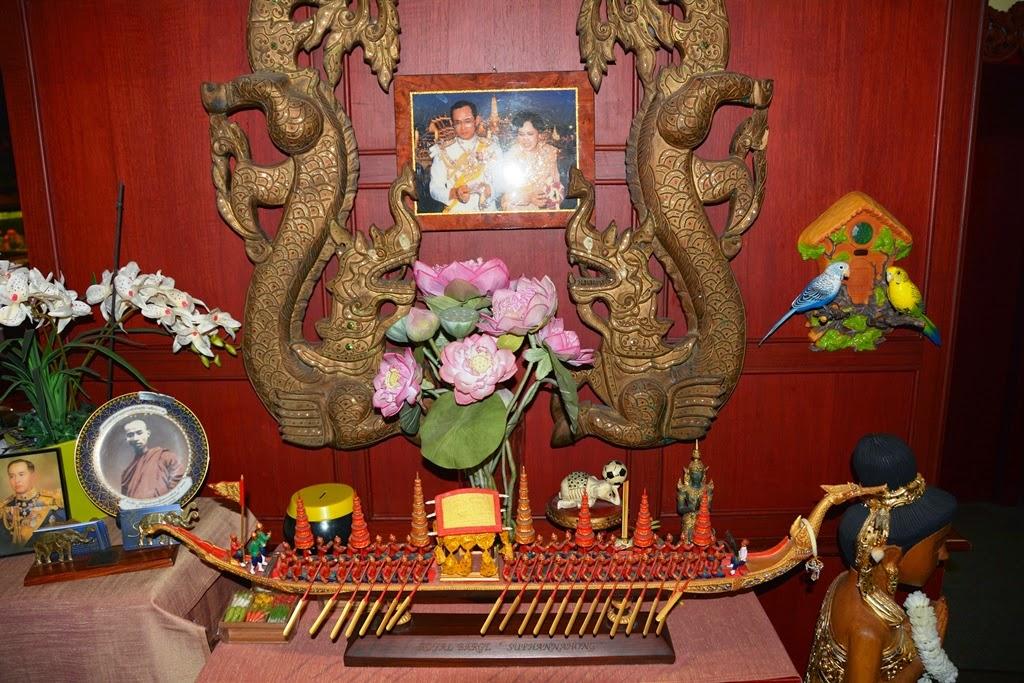 Thai Restaurant Sawasdee Wuppertal boat