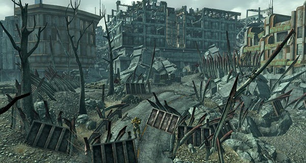 Fallout 3 top unmarked locations page 9 9 for Entrance to rivet city