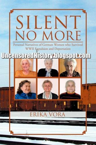 Silent no more erika vora personal accounts german victims