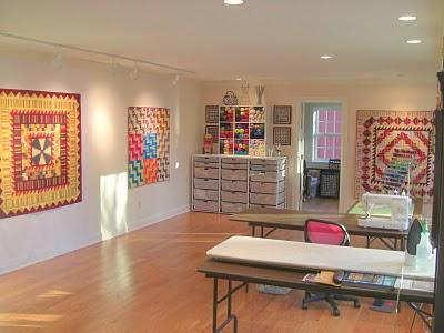 Karen Griska Quilts: Karen Griska s Quilt Studio
