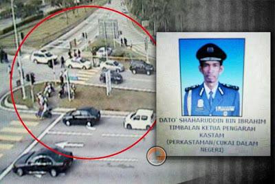 "Anak Dedah Punca Timbalan Ketua Pengarah Kastam Mati Di Tembak ""kaitan dengan sindiket penyeludupan kereta di langkawi,"""
