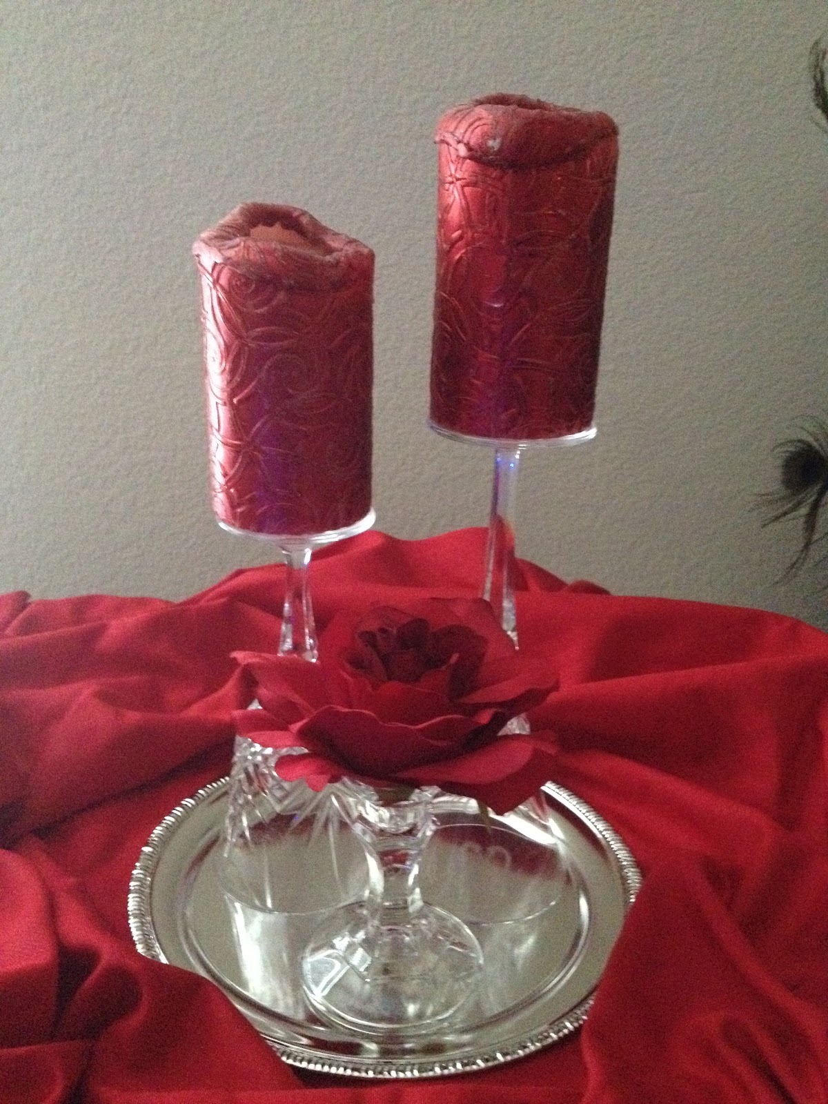 Wine Glass Holder Centerpiece : Miriam ackerman events simple wine glass centerpiece