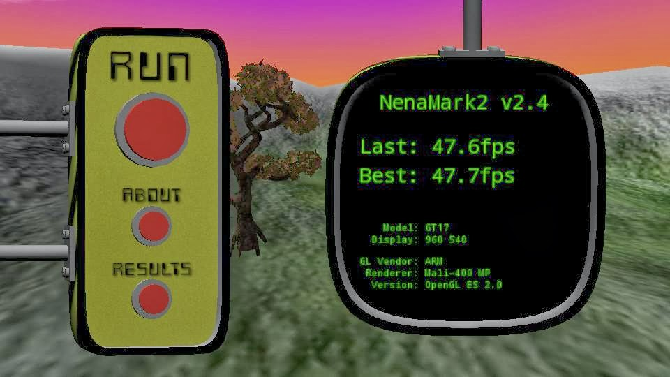 DTC Mobile GT17 Jupiter NenaMark2 - 47.7 fps