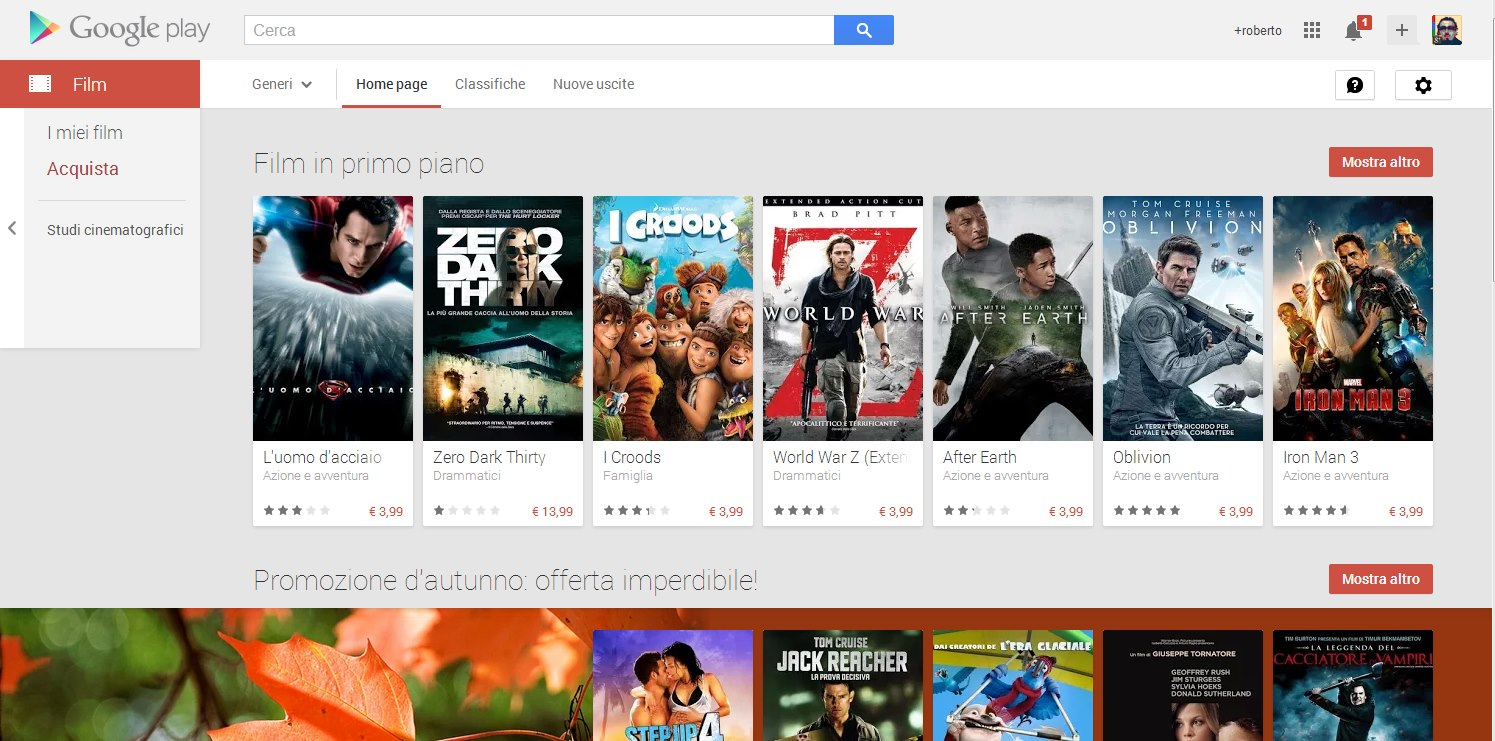 how to connect google play movies to tv