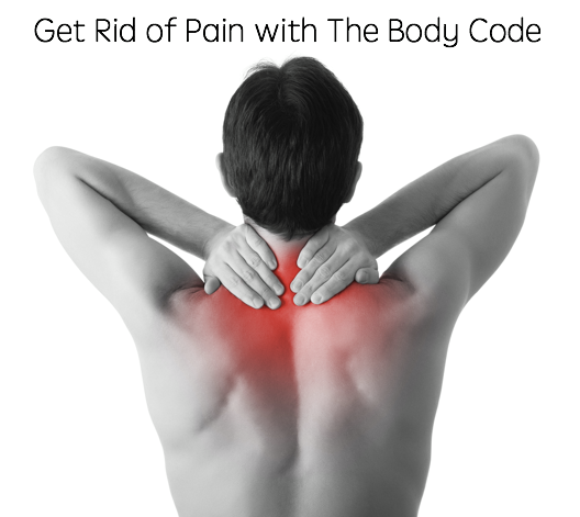 get rid of pain