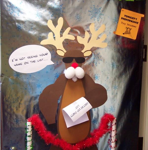 Awakenings a bit of christmas humor for Funny christmas decorations