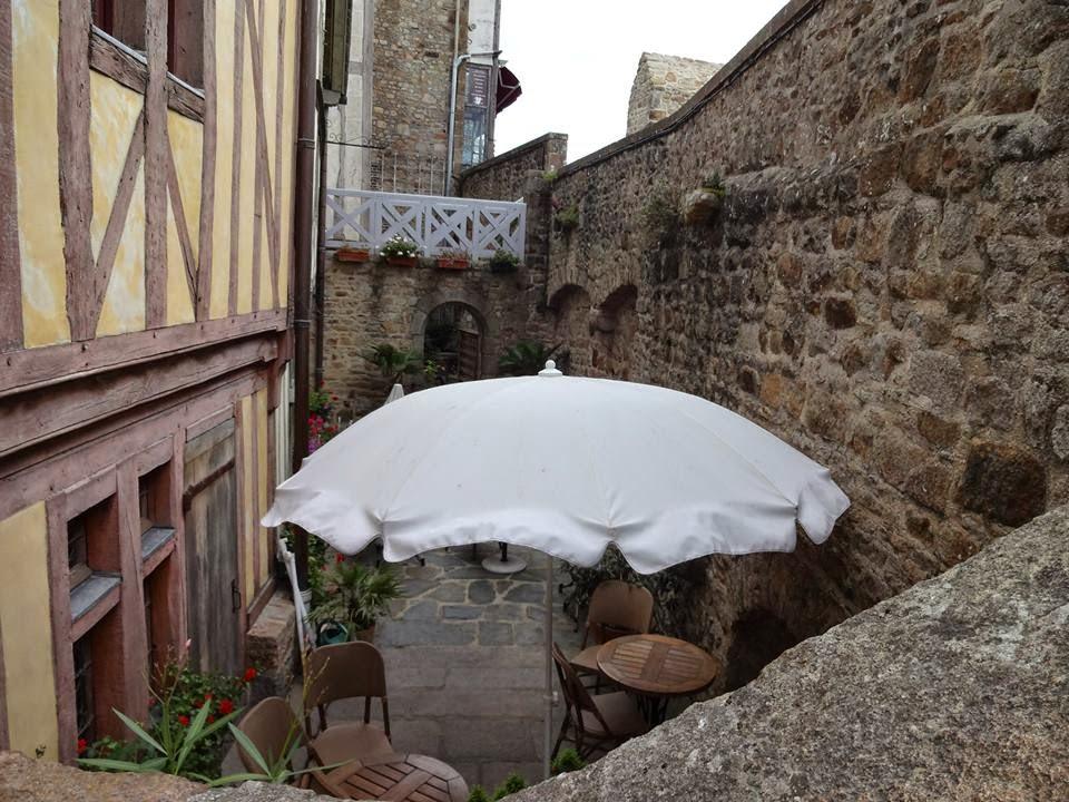 Monte Saint-Michel - Mancha - Normandia - França