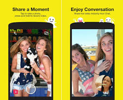 Snapchat : Share photos with friends