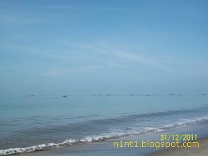 Pantai Sasak Pasaman Barat